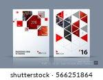 business vector. brochure... | Shutterstock .eps vector #566251864