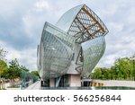 paris  france   april 25  2015  ... | Shutterstock . vector #566256844