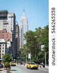 New York City  Usa   Circa Jun...