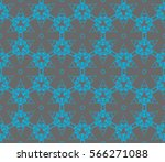 abstract repeat backdrop.... | Shutterstock .eps vector #566271088