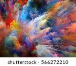 we live series. interplay of... | Shutterstock . vector #566272210