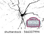 distressed wood surface vector... | Shutterstock .eps vector #566337994