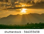 Dal Lake In Morning  Sunrise
