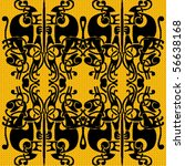 ornate pattern   Shutterstock .eps vector #56638168