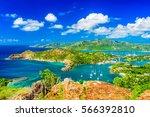 Shirley Heights, Antigua and Barbuda view.