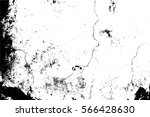 grunge black and white urban... | Shutterstock .eps vector #566428630