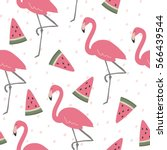 Vector Print  With Pink...