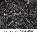 black and white scheme of the... | Shutterstock .eps vector #566464204