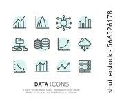 vector icon style illustration...   Shutterstock .eps vector #566526178