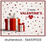 vector illustration of a happy... | Shutterstock .eps vector #566539333