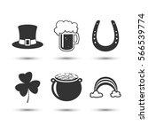vector illustration of st....   Shutterstock .eps vector #566539774