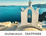 view out to sea over the white... | Shutterstock . vector #566594686