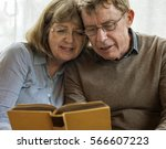 studio shoot people portrait... | Shutterstock . vector #566607223