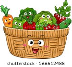mascot illustration featuring a ... | Shutterstock .eps vector #566612488
