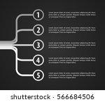 connecting  integrating modern... | Shutterstock .eps vector #566684506