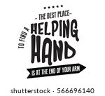 the best place to find a... | Shutterstock .eps vector #566696140