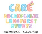 Baby Care Alphabets
