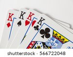 Small photo of Playing Cards 4 Kings