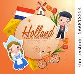 Traveling Europe   Holland...