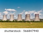 coolers of atomic power plant ...