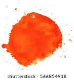 colorful abstract watercolor... | Shutterstock .eps vector #566854918