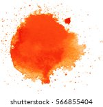 colorful abstract watercolor... | Shutterstock .eps vector #566855404