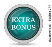 extra bonus icon  website...   Shutterstock . vector #566866279