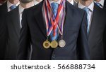 extraordinary successful... | Shutterstock . vector #566888734