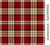 tartan seamless pattern... | Shutterstock .eps vector #566909500
