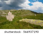 Stecak Medieval Tombstone And...