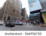new york city  usa   circa june ... | Shutterstock . vector #566956720