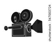 camera vector illustration | Shutterstock .eps vector #567003724