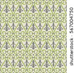 seamless floral pattern for... | Shutterstock .eps vector #567004750