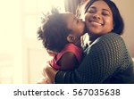 african descent family house... | Shutterstock . vector #567035638
