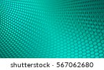 abstract dots background in... | Shutterstock .eps vector #567062680