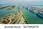 usa.florida. miami beach.... | Shutterstock . vector #567090070
