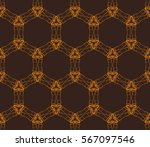 geometric shape abstract vector ... | Shutterstock .eps vector #567097546