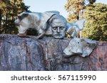 helsinki  finland   september...   Shutterstock . vector #567115990