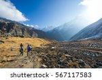 nepal   31 december 2016   ... | Shutterstock . vector #567117583