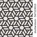 seamless pattern with thin... | Shutterstock .eps vector #567123013