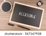 Small photo of ACCESSIBLE