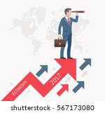 business vision concepts.... | Shutterstock .eps vector #567173080