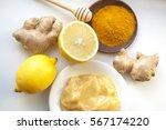 Lemon  Turmeric  Honey And...