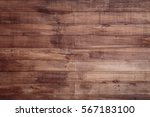 brown old wood for background... | Shutterstock . vector #567183100