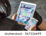 bangkok  thailand   january 29  ...   Shutterstock . vector #567226699