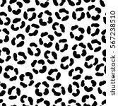 leopard skin. seamless vector...   Shutterstock .eps vector #567238510