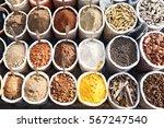 spicies on goa market  mapusa... | Shutterstock . vector #567247540