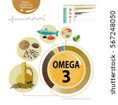 """infographics """"foods with the...   Shutterstock .eps vector #567248050"""
