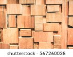 weathered stoned wood... | Shutterstock . vector #567260038