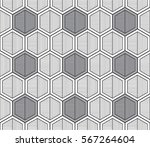 seamless geometric pattern....   Shutterstock .eps vector #567264604